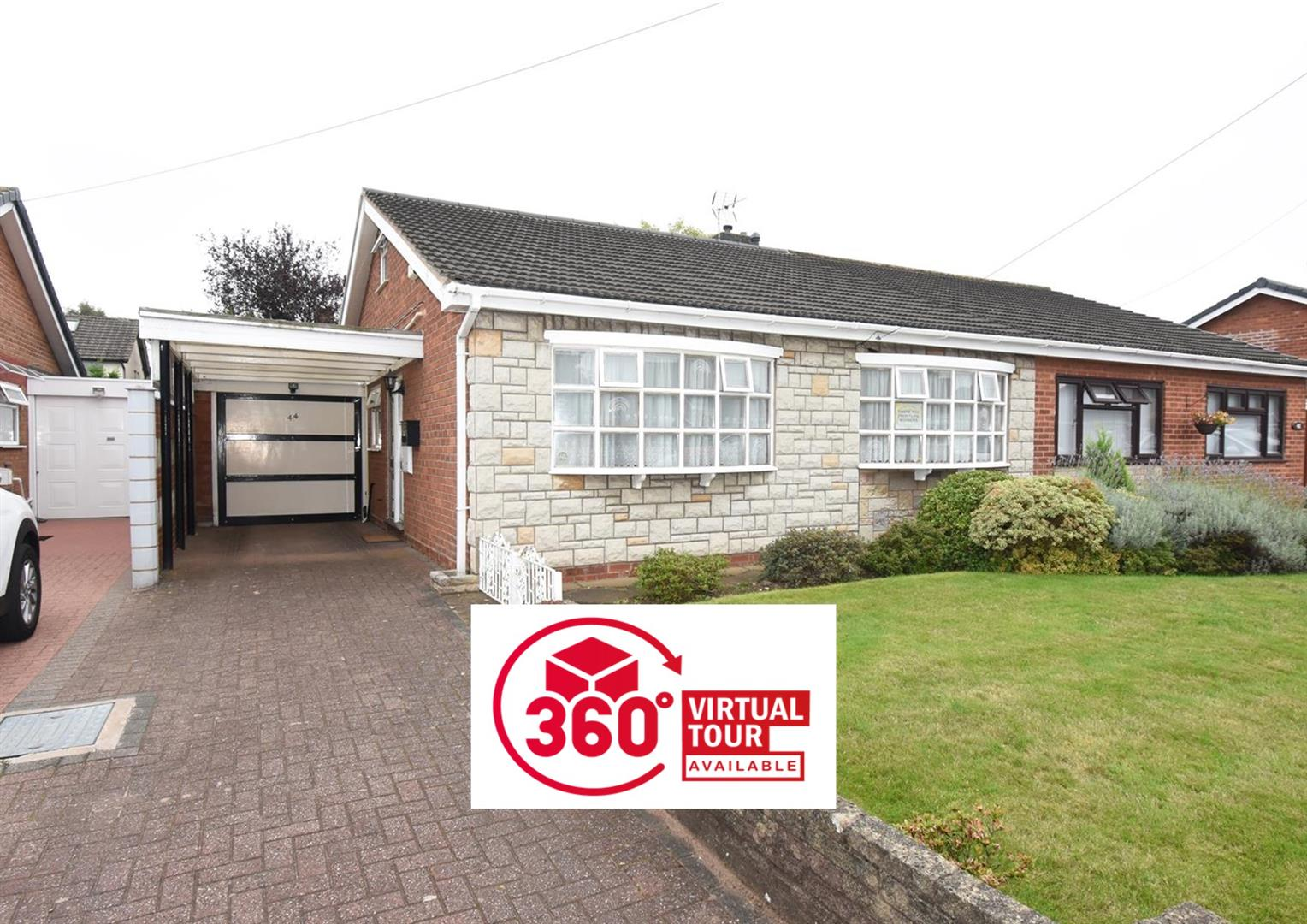 2 bed bungalow for sale in Hilltop Drive, Hodge Hill, Birmingham, B36