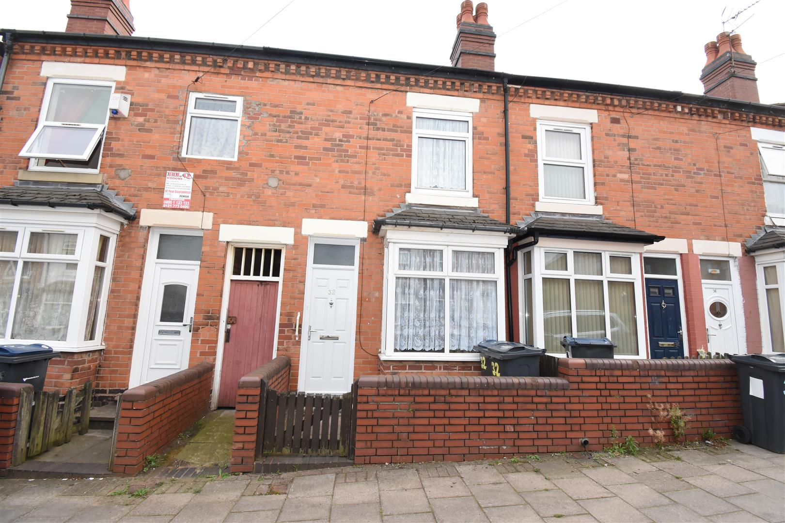 2 bed house for sale in Teall Road, Alum Rock, Birmingham, B8