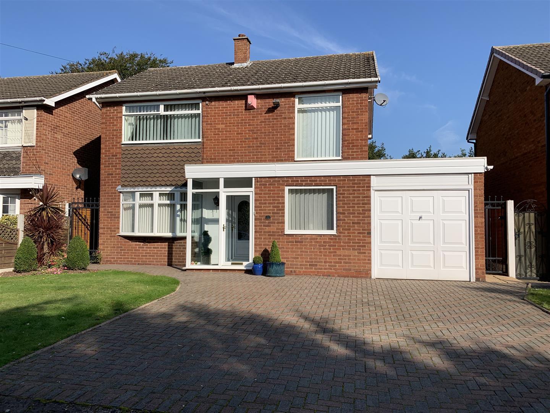 3 bed house for sale in Peak Croft, Hodge Hill, Birmingham, B36