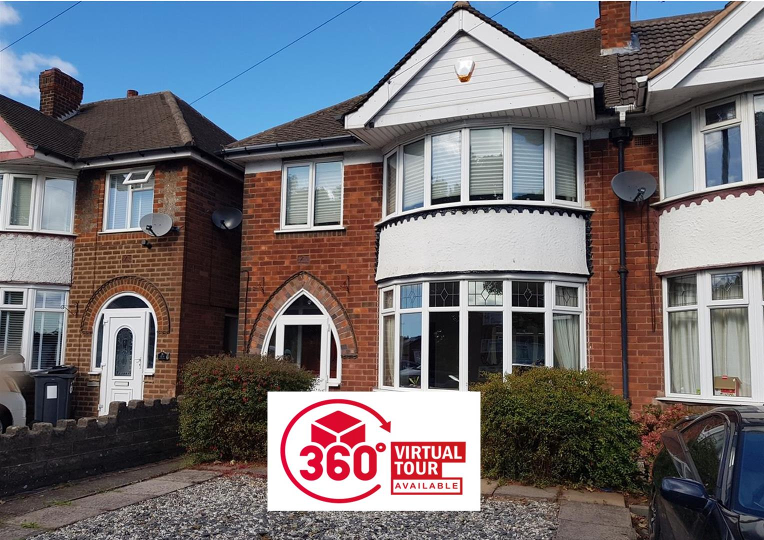 3 bed house for sale in Stechford Road, Birmingham, B34