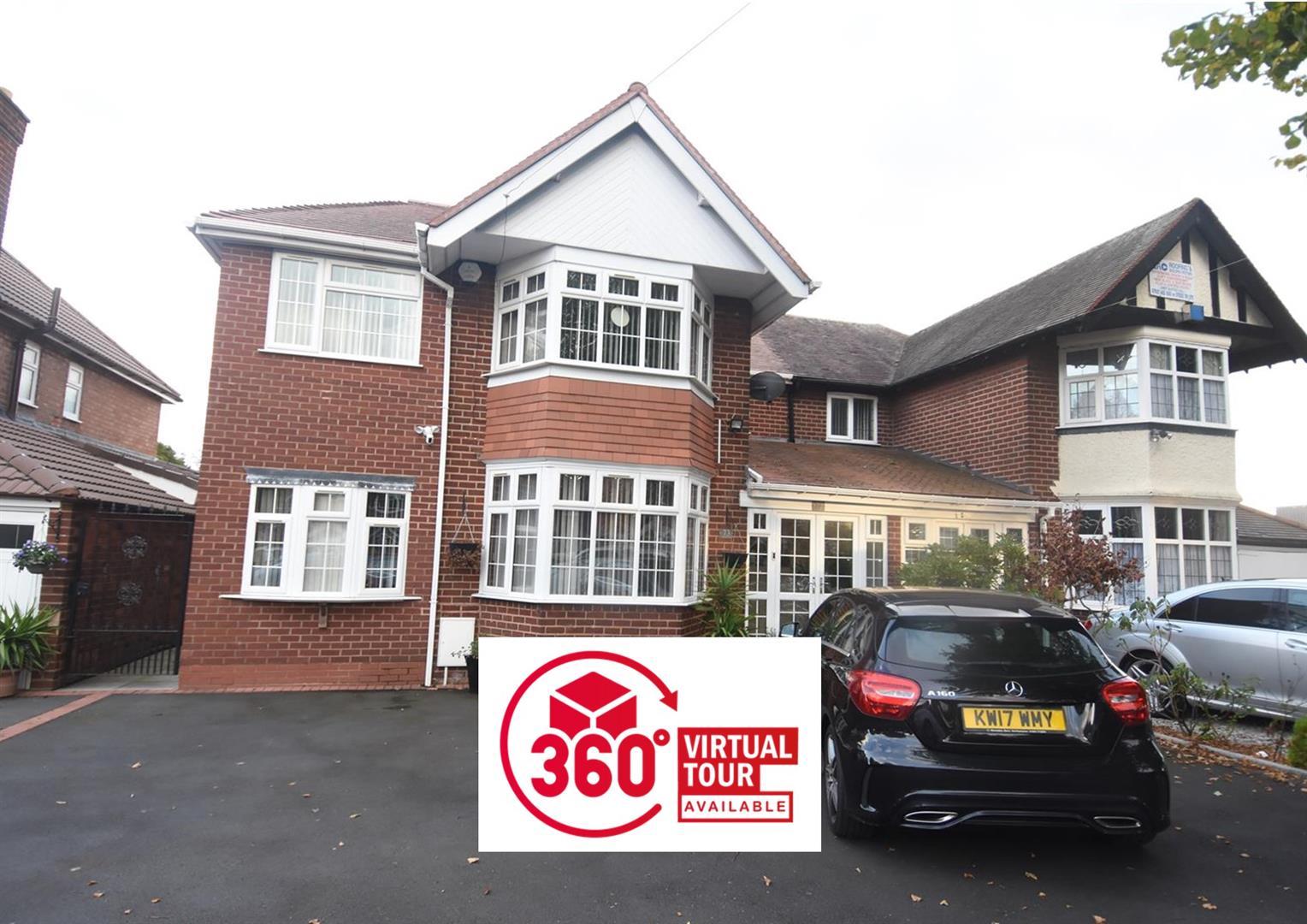 4 bed house for sale in Brockhurst Road, Birmingham, B36