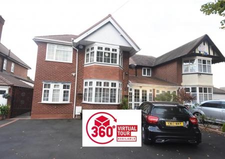 4 bed house for sale in Brockhurst Road, Birmingham