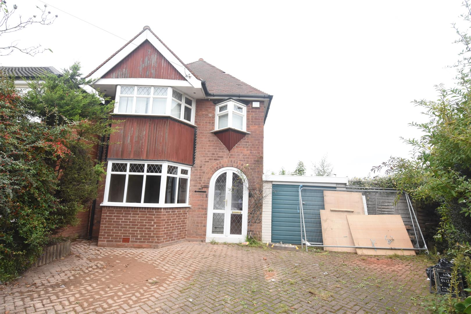 3 bed house for sale in St. Margarets Road, Ward End, Birmingham, B8