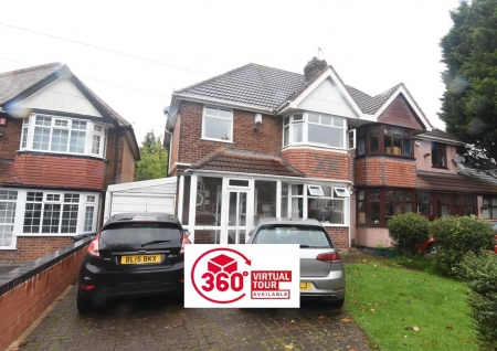 3 bed house for sale in Plaistow Avenue, Hodge Hill, Birmingham