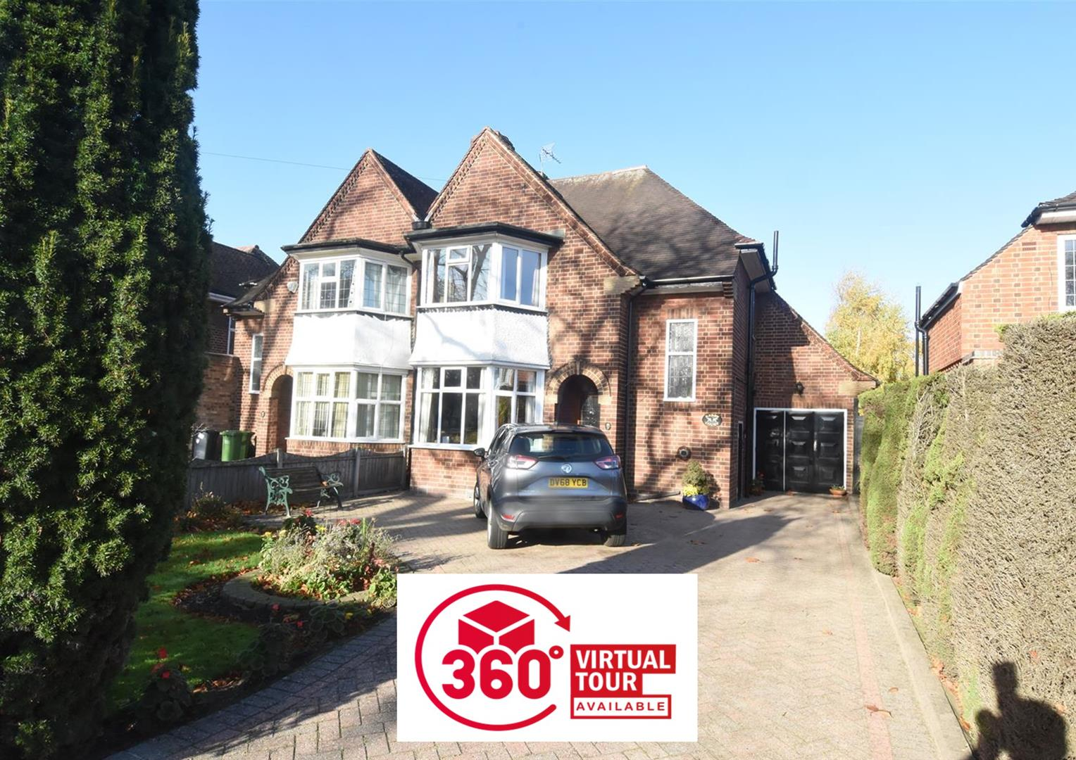 3 bed house for sale in 25 Water Orton Road, Castle Bromwich, Birmingham, B36