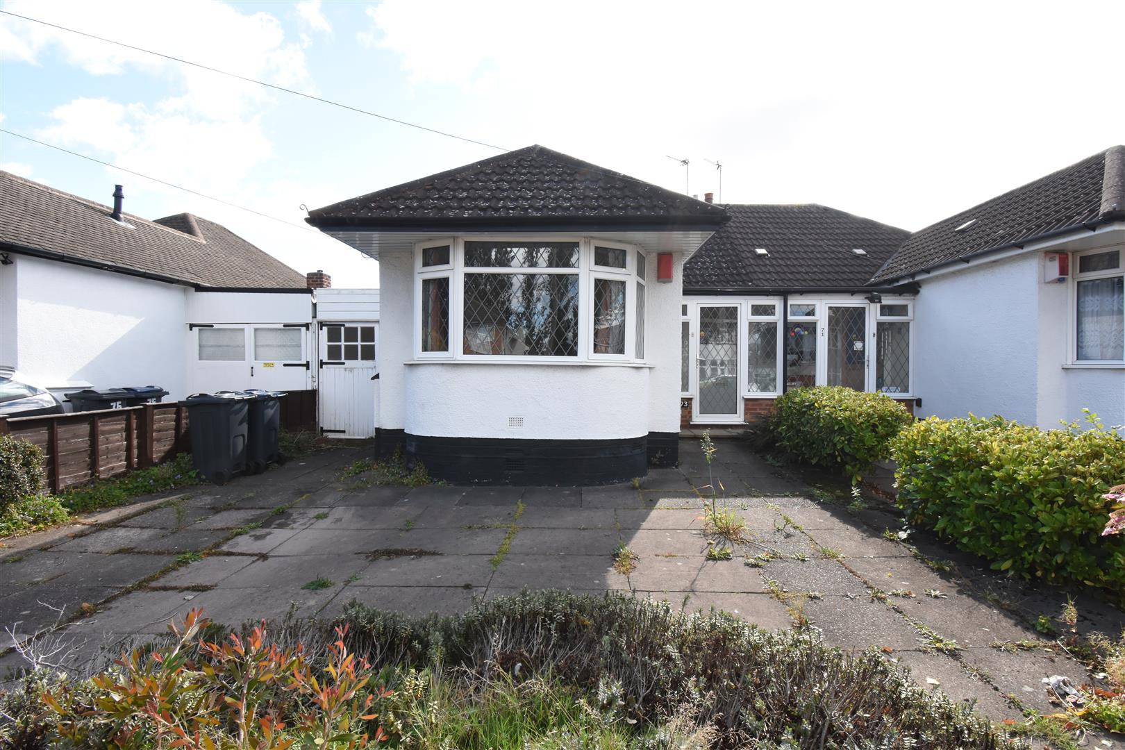 3 bed bungalow for sale in Ashville Avenue, Castle Bromwich, Birmingham - Property Image 1