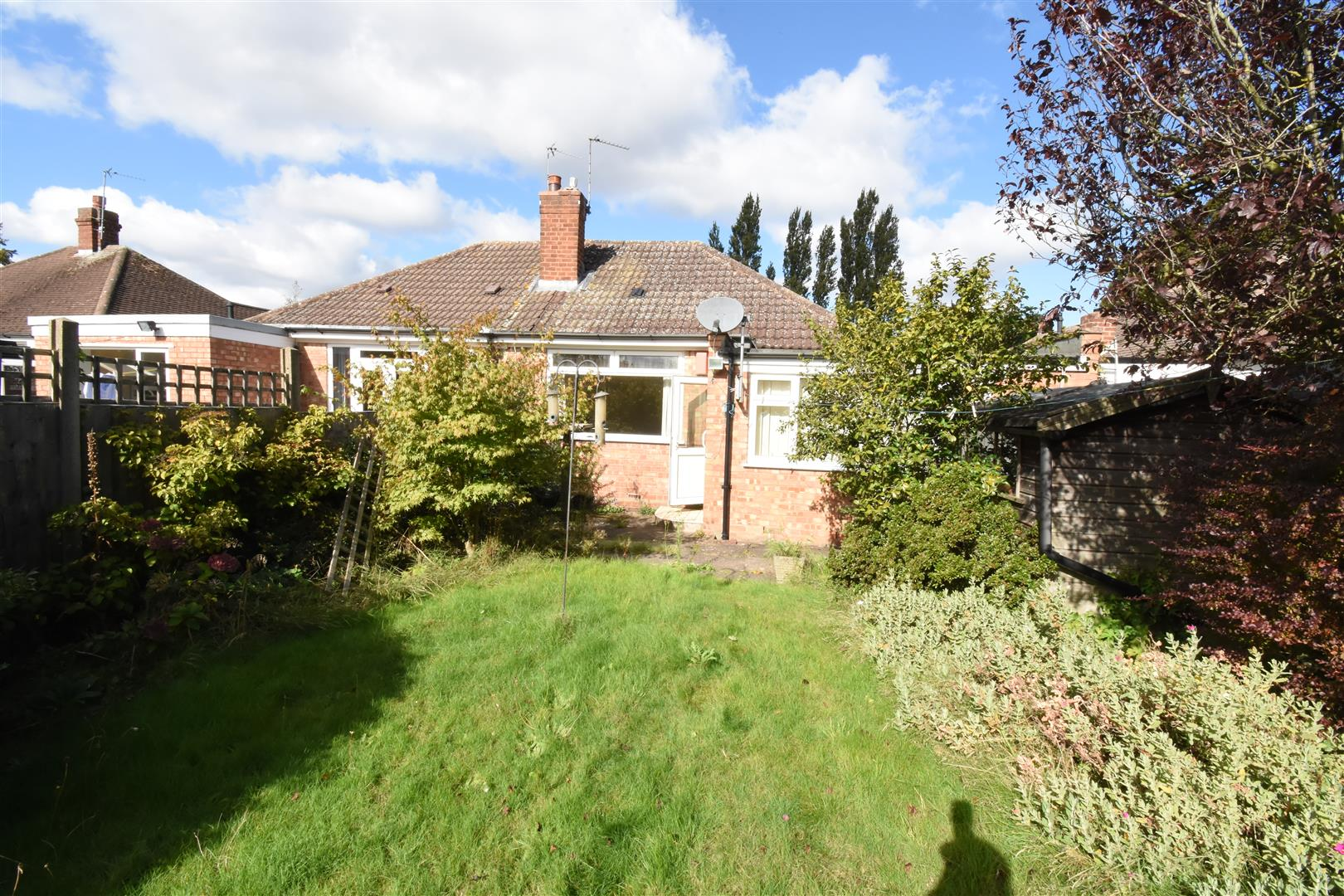 3 bed bungalow for sale in Ashville Avenue, Castle Bromwich, Birmingham 8