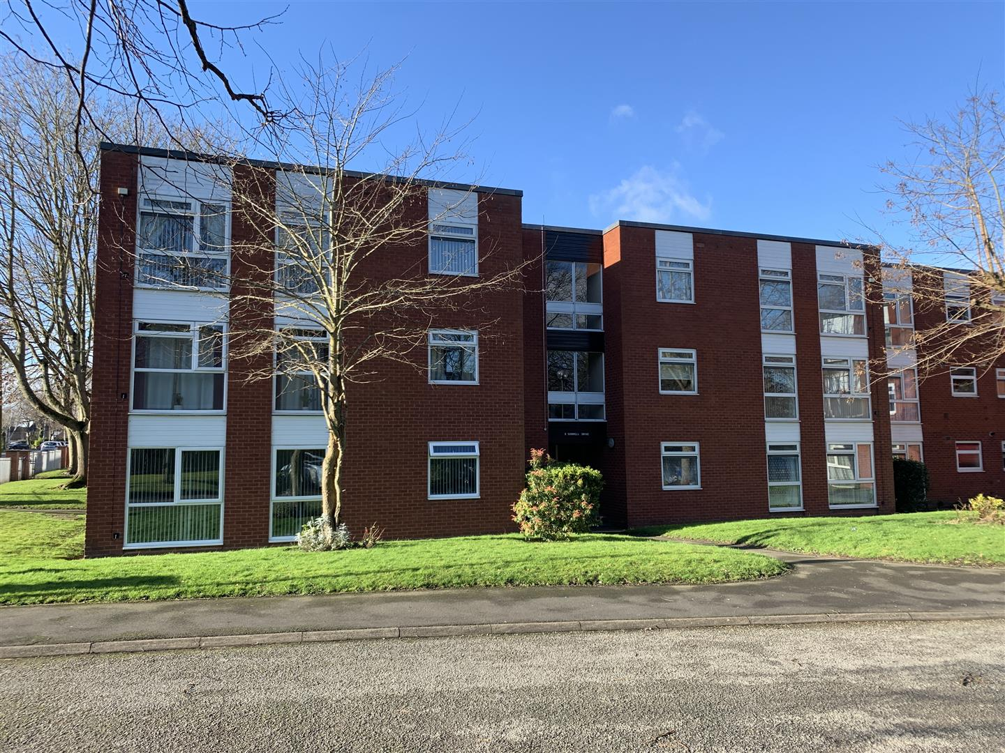 2 bed flat for sale in Sorrell Drive, Hazlewood Road, Acocks Green, Birmingham, B27