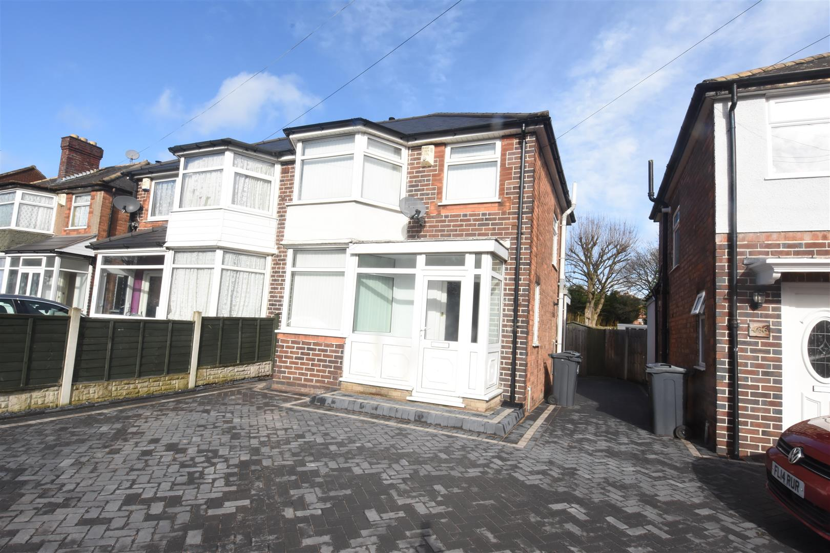 3 bed house for sale in Bromford Road, Hodge Hill, Birmingham, B36