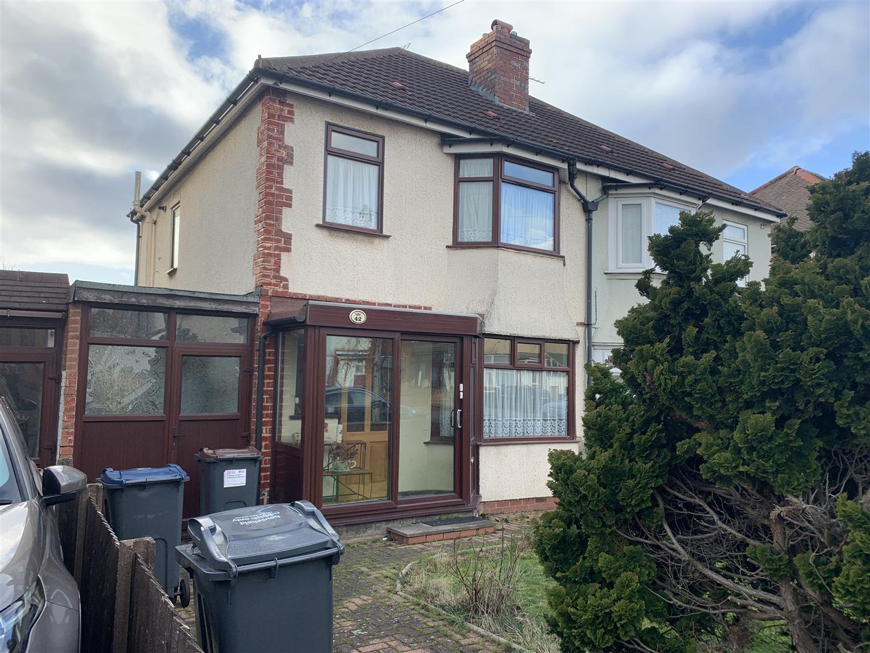 3 bed house for sale in Twyford Road, Ward End, Birmingham, B8