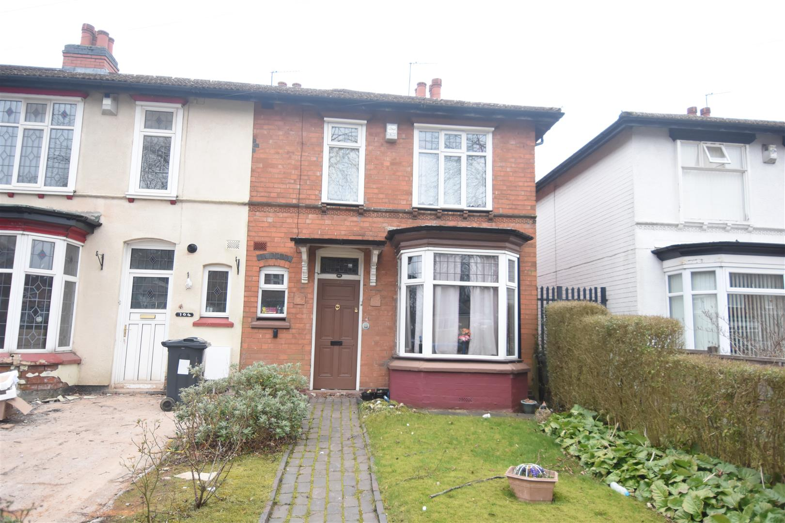 3 bed  for sale in Sarehole Road, Hall Green, Birmingham, B28