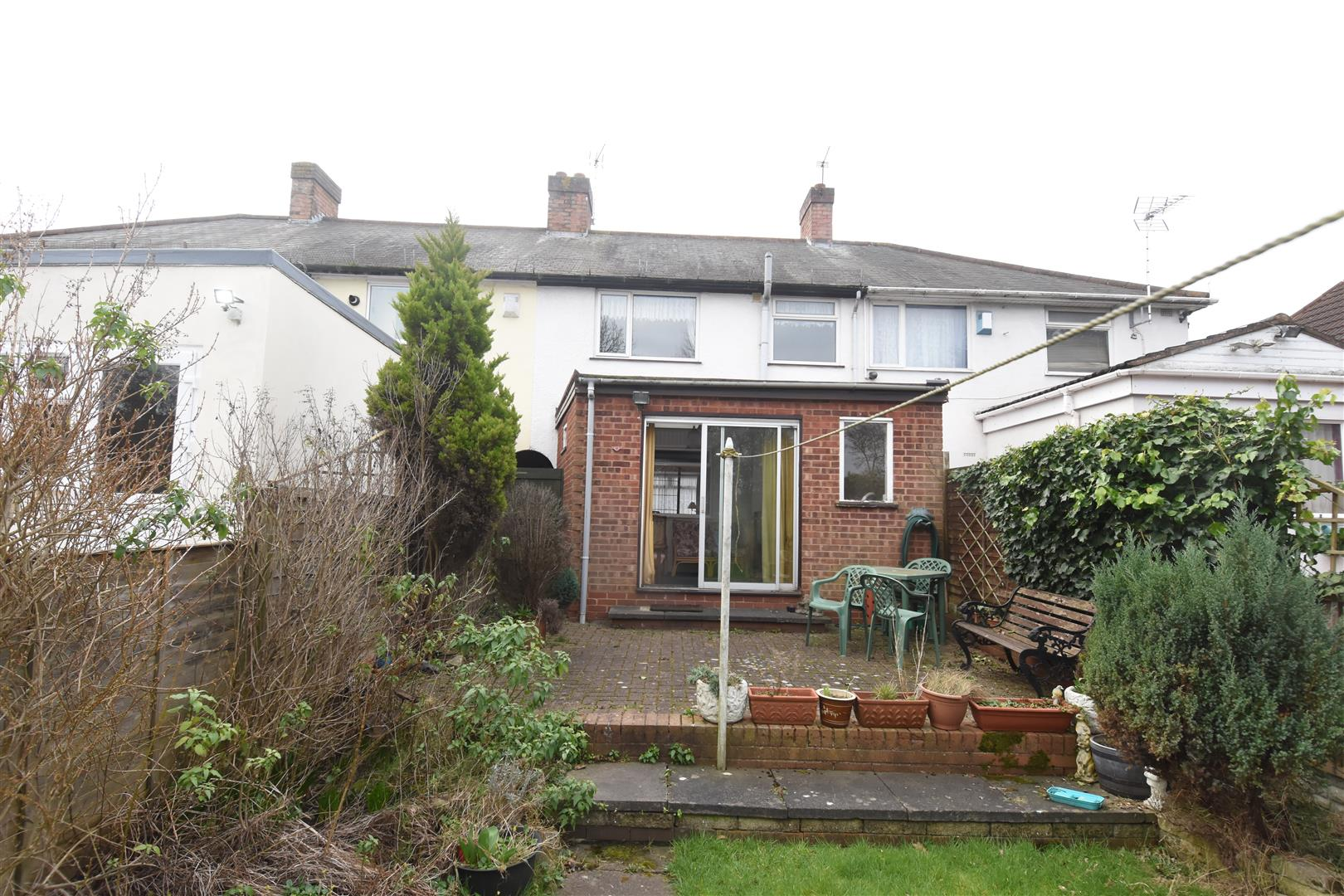 2 bed house for sale in Yardley Green Road, Stechford, Birmingham 8