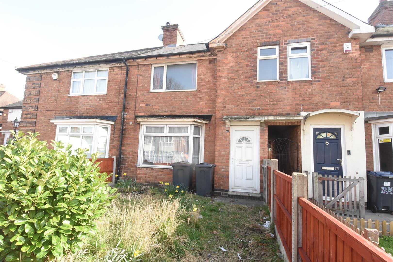 3 bed house for sale in Drews Lane, Ward End, Birmingham, B8