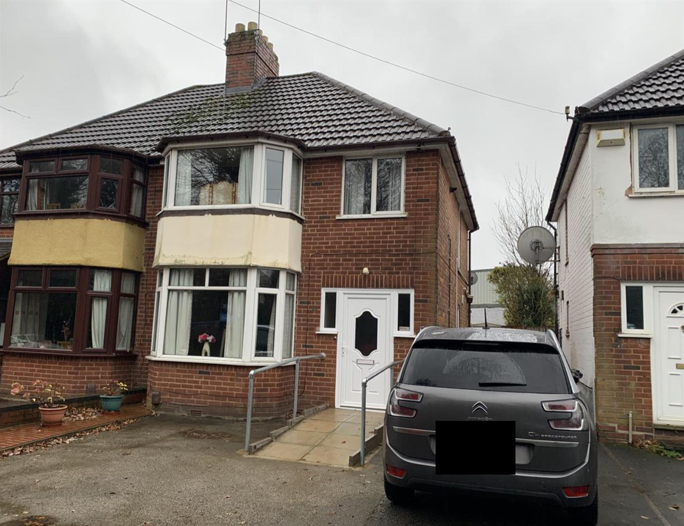 3 bed house for sale in Beeches Avenue, Acocks Green, Birmingham, B27