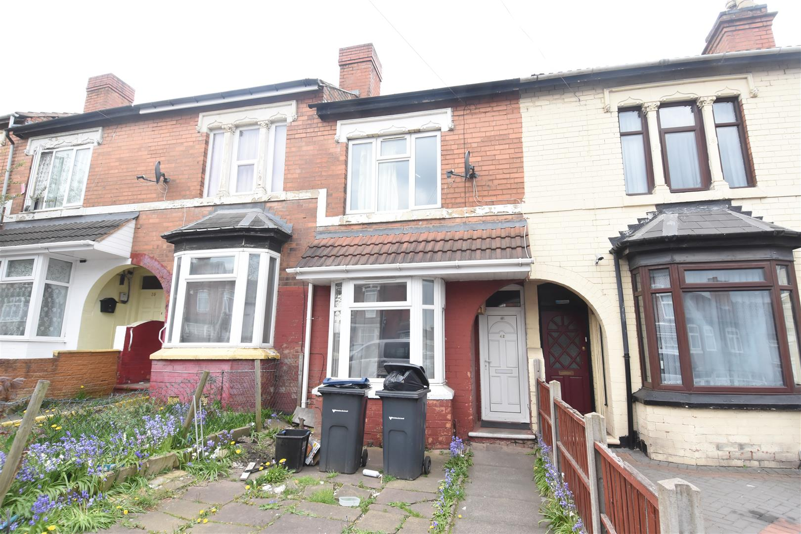 3 bed house for sale in Asquith Road, Birmingham, B8