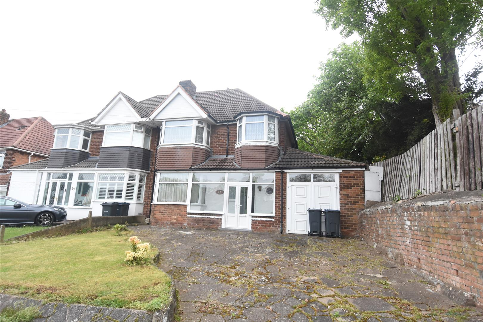3 bed house for sale in Old Bromford Lane, Ward End, Birmingham, B8