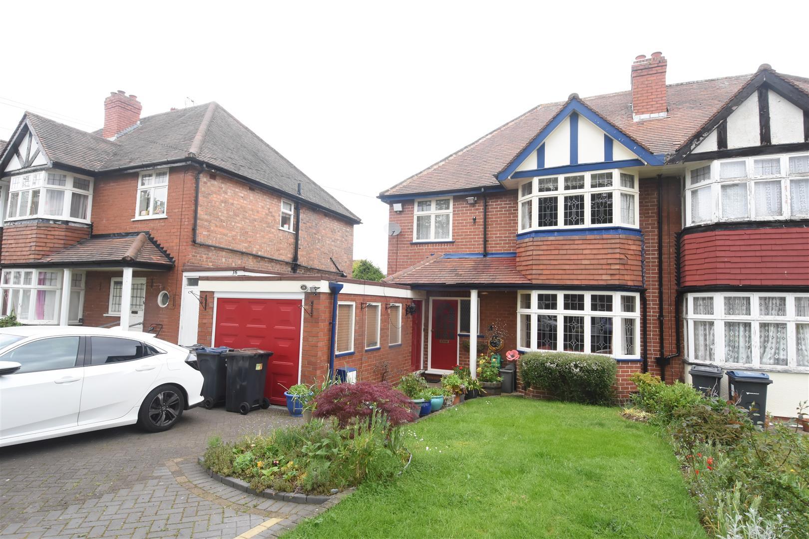 3 bed house for sale in Douglas Avenue, Birmingham, B36