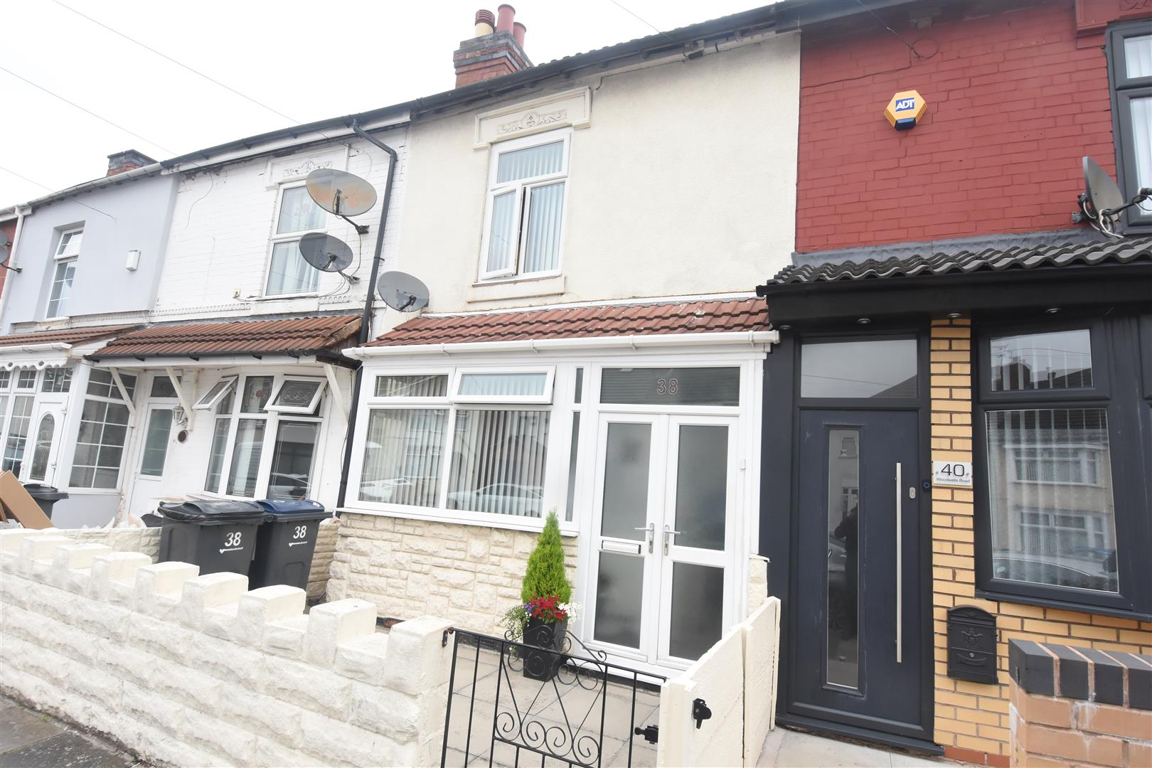 3 bed house for sale in Woodwells Road, Birmingham, B8