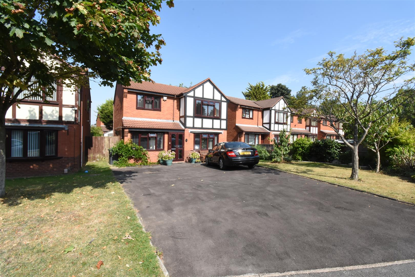 3 bed house for sale in Wilkinson Croft, Hodge Hill, Birmingham, B8