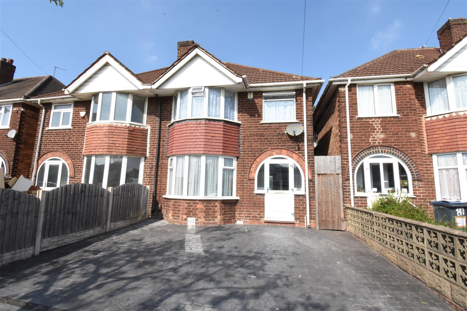 3 bed house for sale in Stechford Road, Hodge Hill, Birmingham, B34