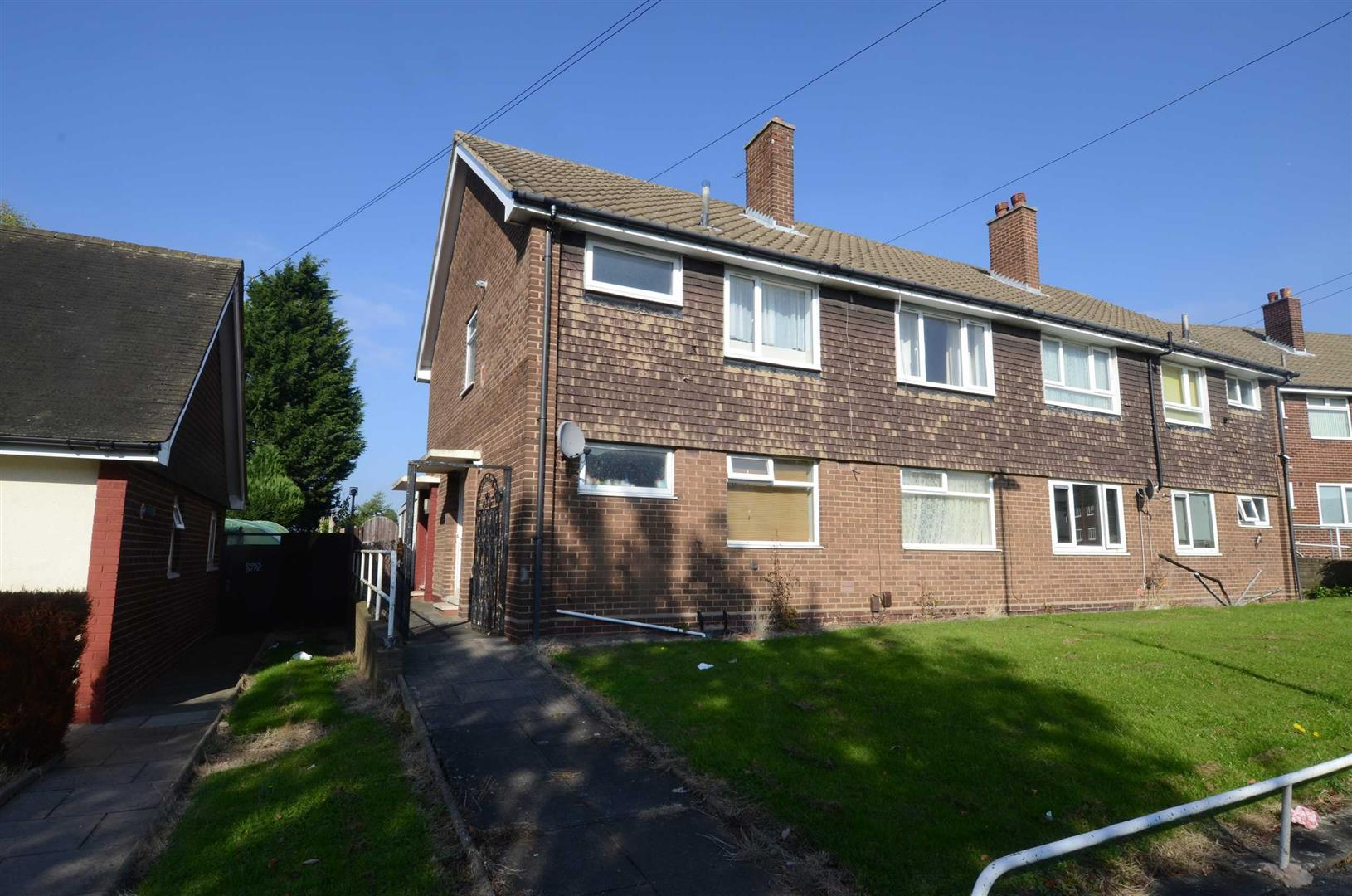 2 bed flat for sale in Old Bromford Lane, Hodge Hill, Birmingham, B8
