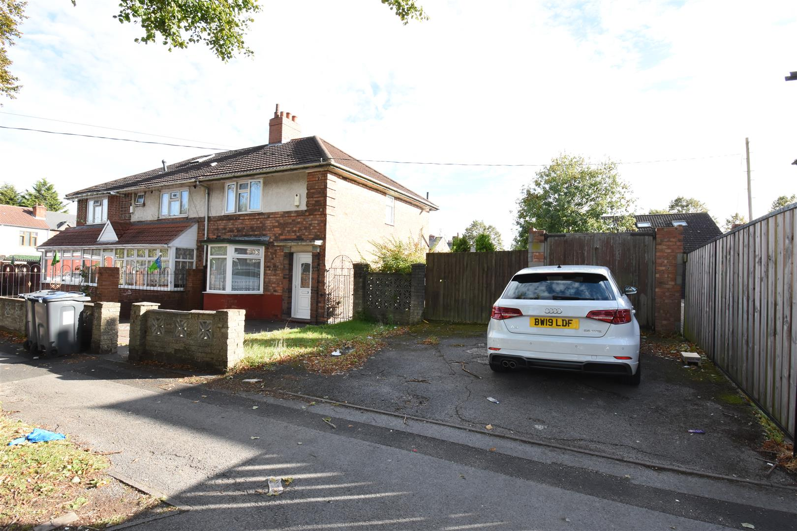 3 bed house for sale in Shaw Hill Road, Ward End, Birmingham, B8