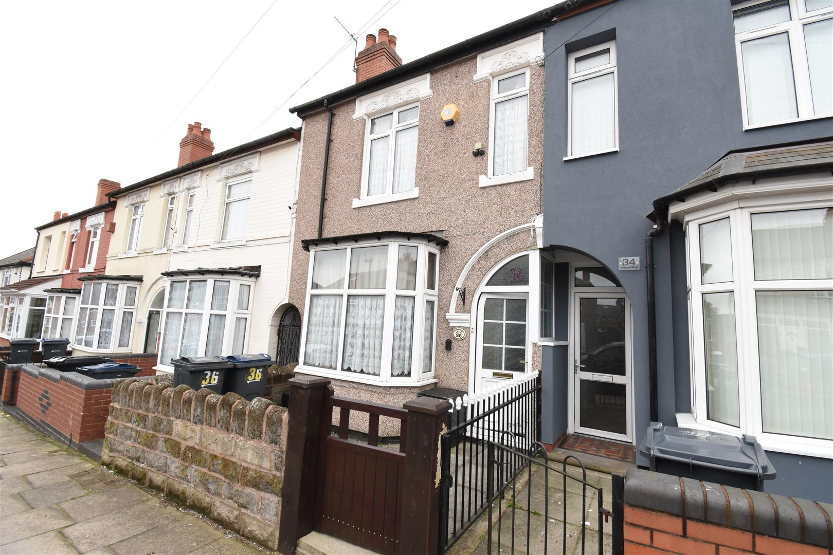 3 bed house for sale in Underhill Road, Birmingham, B8