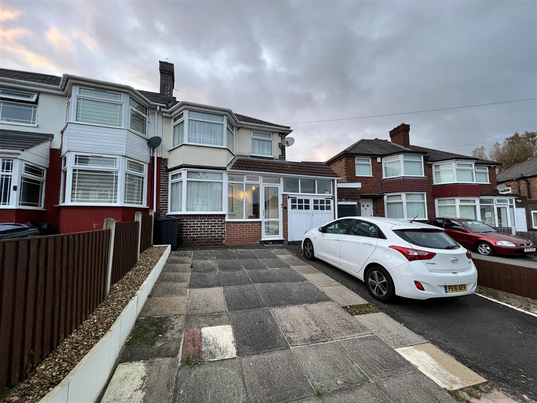 3 bed house for sale in Ermington Crescent, Castle Bromwich, Birmingham, B36
