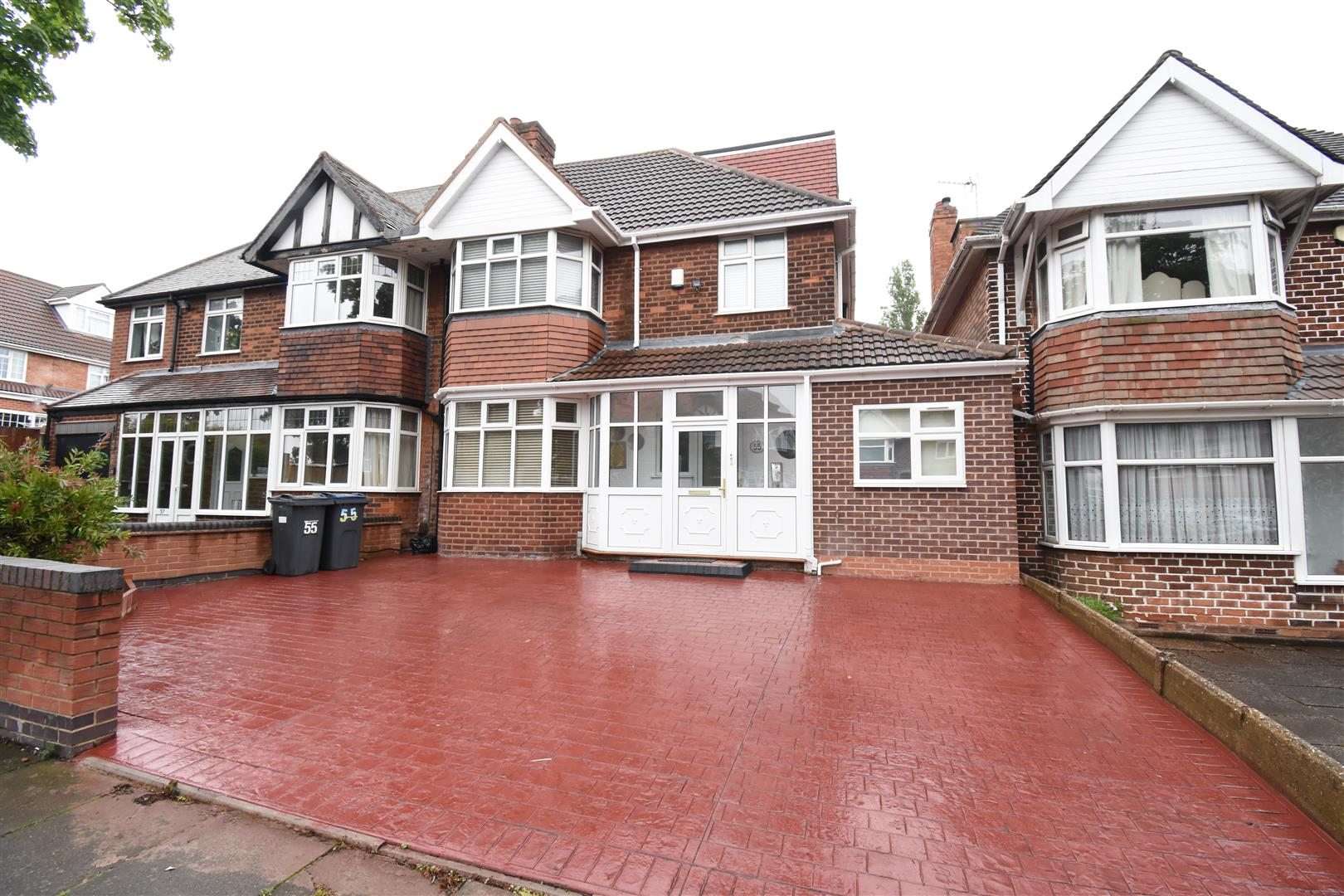 4 bed house for sale in Radstock Avenue, Hodge Hill, Birmingham, B36