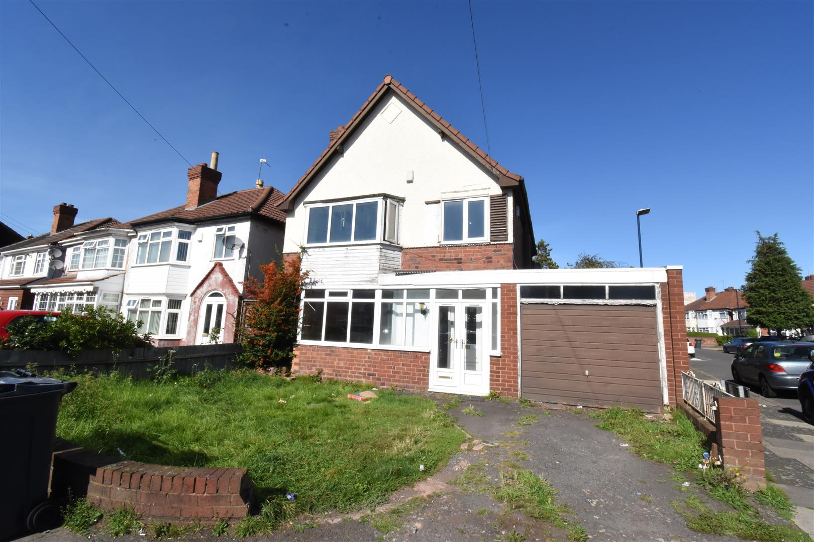 3 bed house for sale in Woodwells Road, Ward End, BIRMINGHAM, B8
