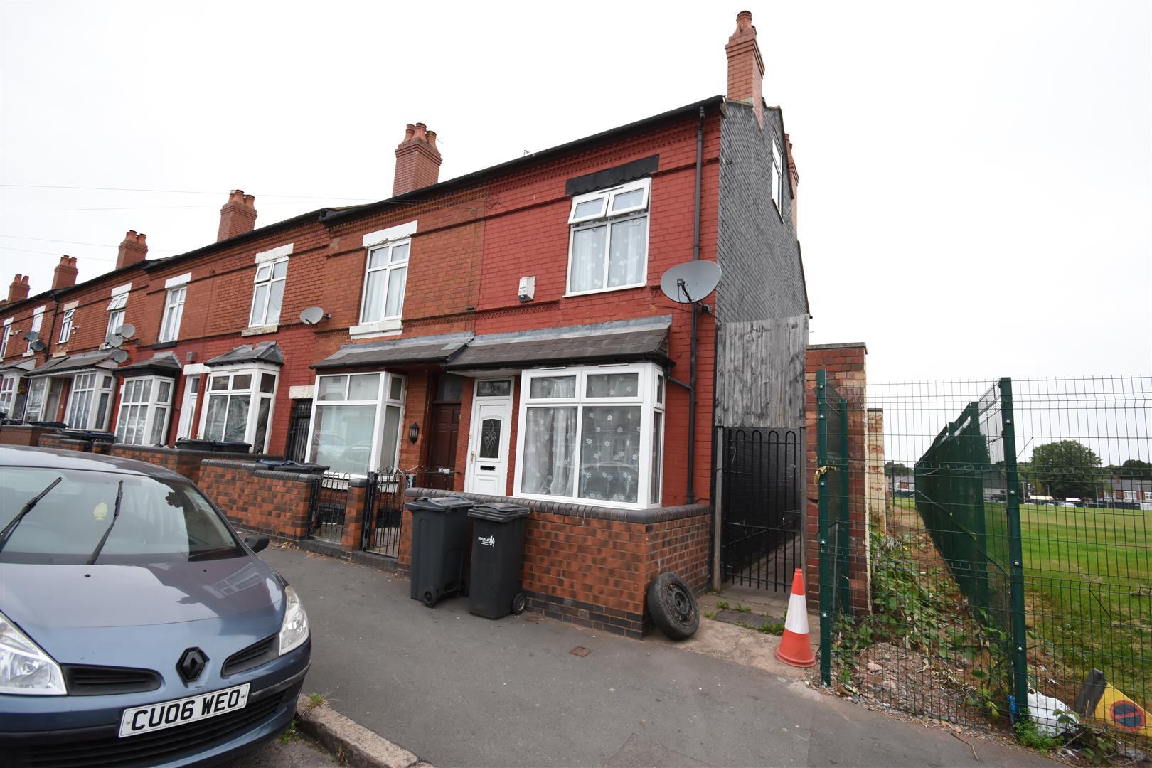 3 bed  for sale in Alderson Road, Alum Rock, Birmingham, B8