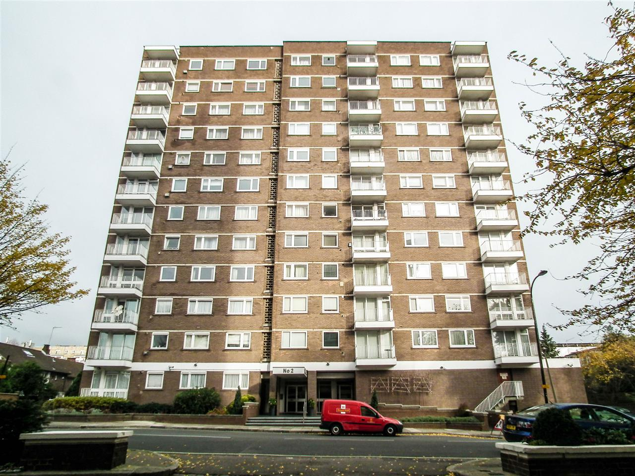 3 bed apartment to rent in Blair Court, Boundary Road, London, NW8