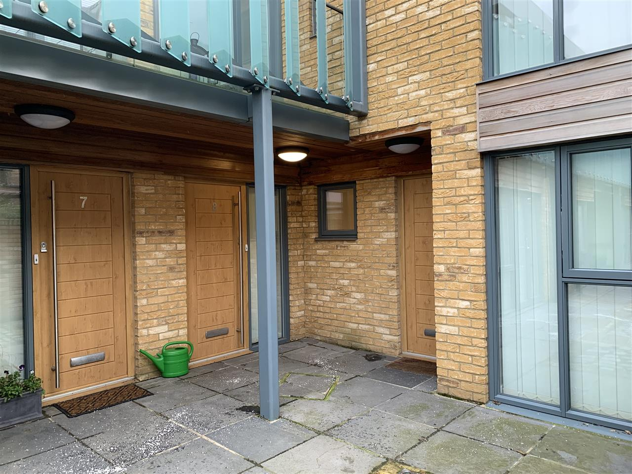 3 bed mews to rent in Gottfried Mews, Fortess Road, London, NW5