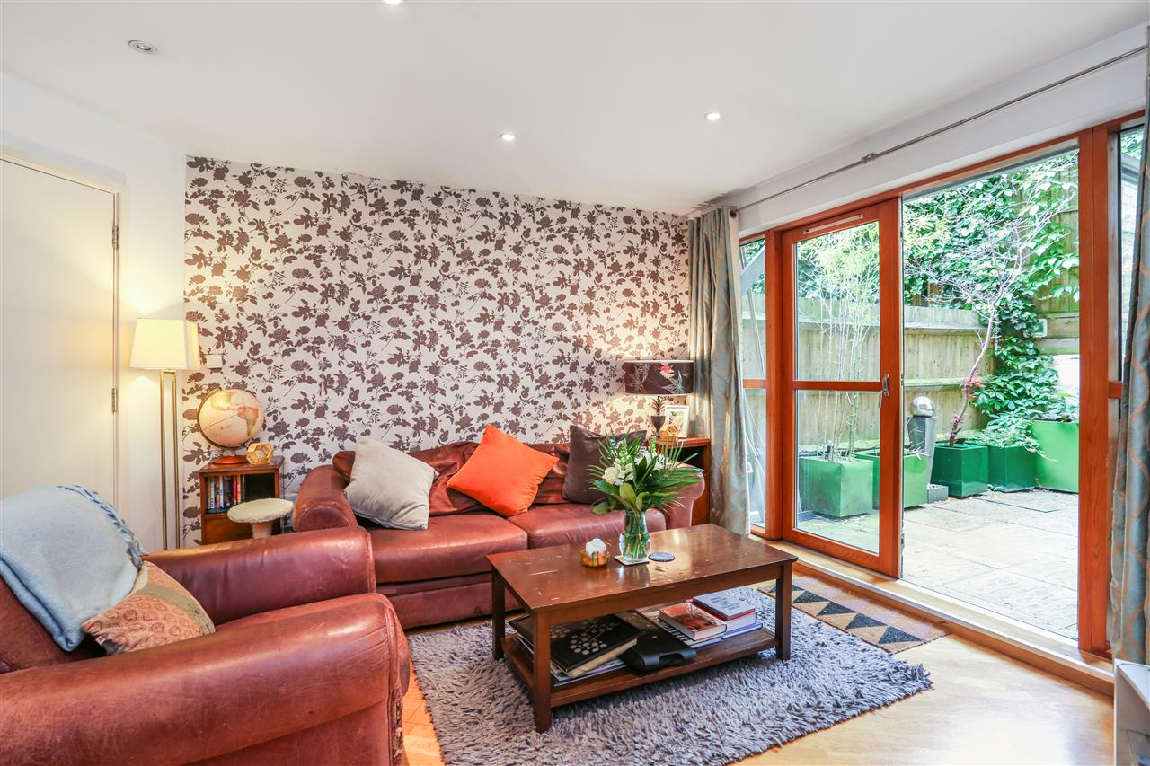 2 bed apartment for sale in Ingestre Road, London, NW5