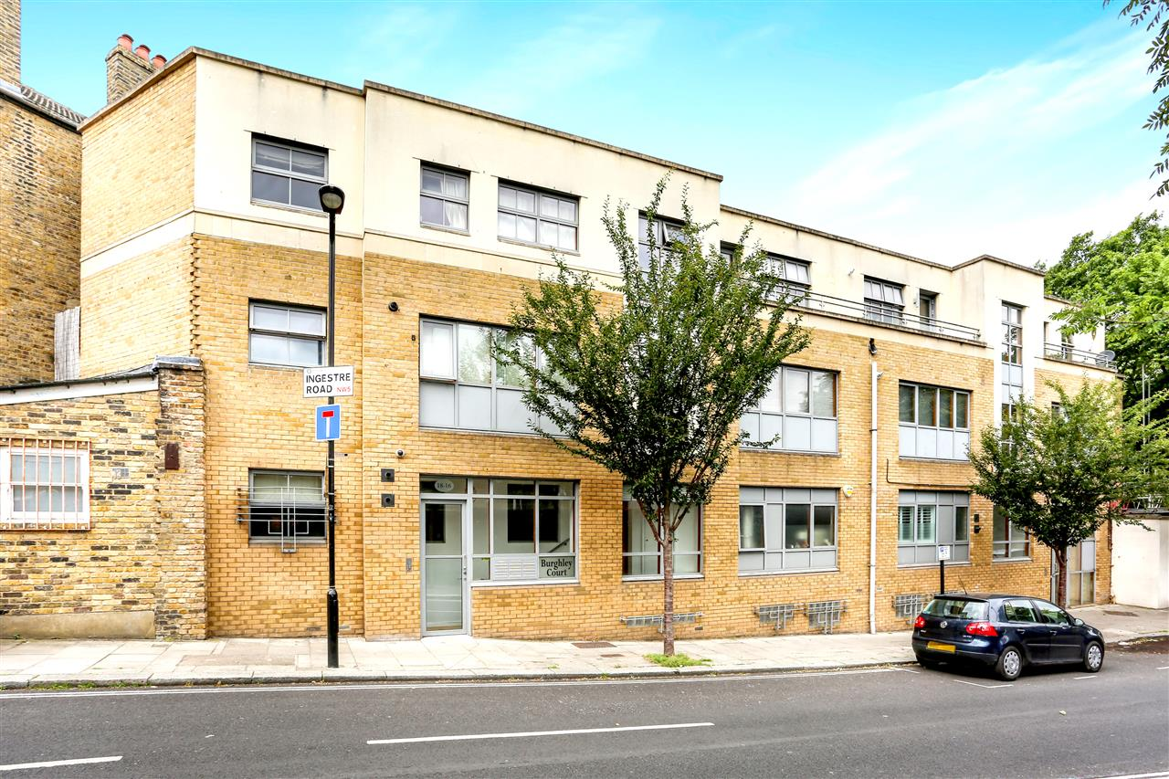 2 bed apartment for sale in Ingestre Road, London (ref ...
