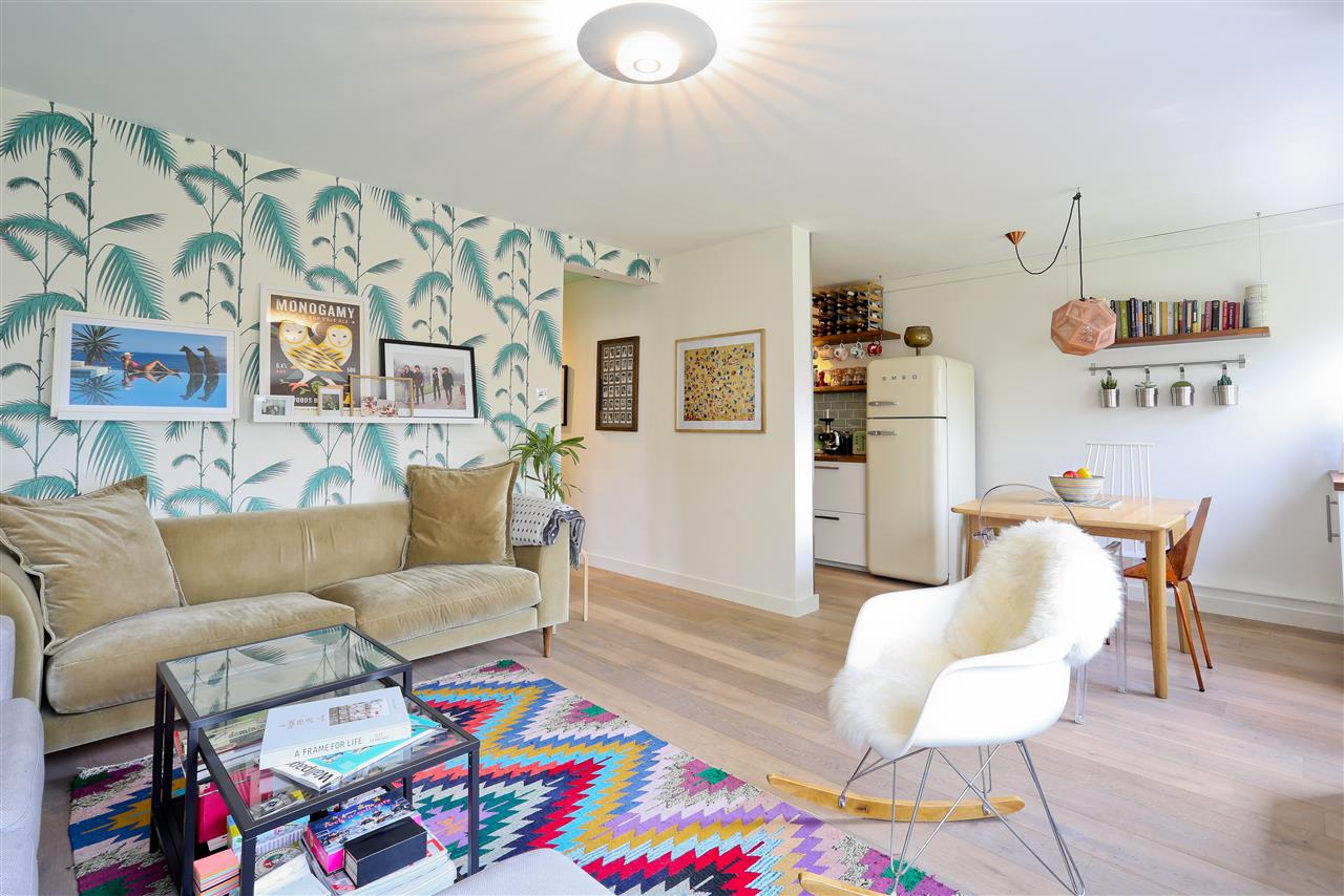 2 bed flat for sale in Grangemill, Ingestre Road, London, NW5
