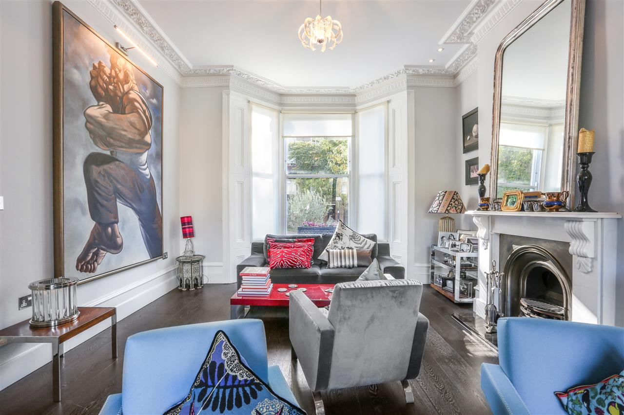 5 bed terraced for sale in St George's Avenue, London 8