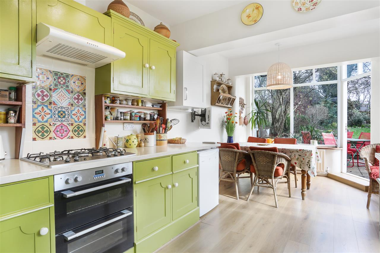 5 bed terraced for sale in Montpelier Grove, London 3