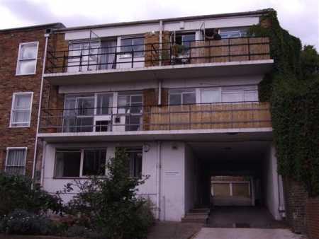 Studio to rent in Chetwynd Heights, Chetwynd Road, London