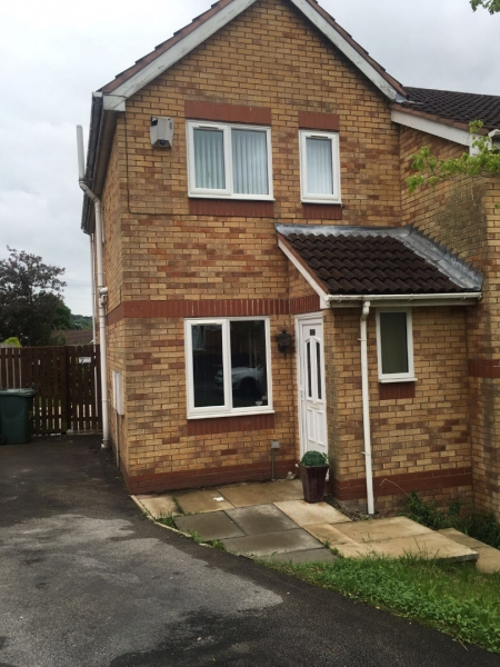 2 bed house to rent in Ploughman's Croft - Poplars Farm