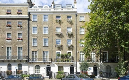 House for sale on Wilton Place, Belgravia, SW1
