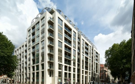 3 bed Flat to rent on Court House, Horseferry Road, Westminster SW1