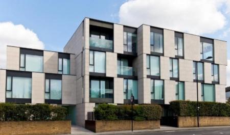 Flat to rent on Latitude House, Camden