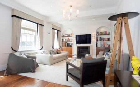 4 bed Flat for sale on North Row, London W1