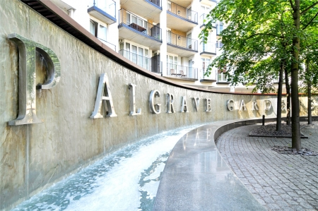 Flat for sale on Palgrave Gardens NW1