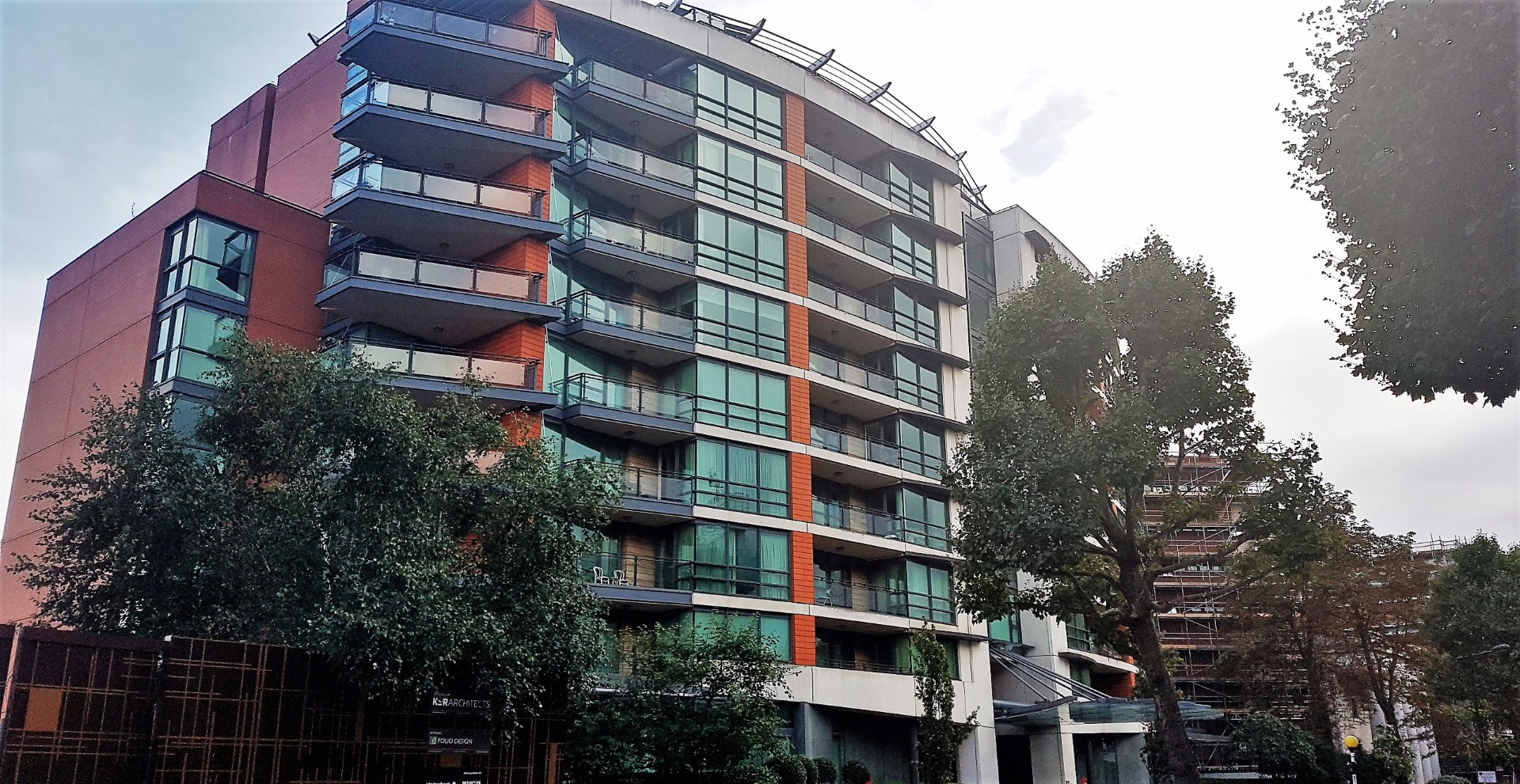2 Bed Flat To Rent On Pavilion Apartments St Johns Wood Rd London - The-pavilion-apartments-st-johns-wood-road