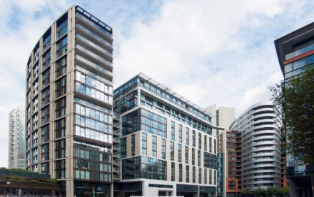 1 bed Flat for sale on Merchant Sq, London W2