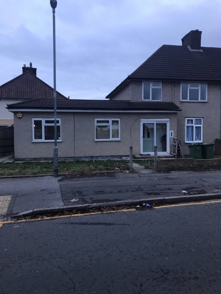1 bed House to rent on langley crescent