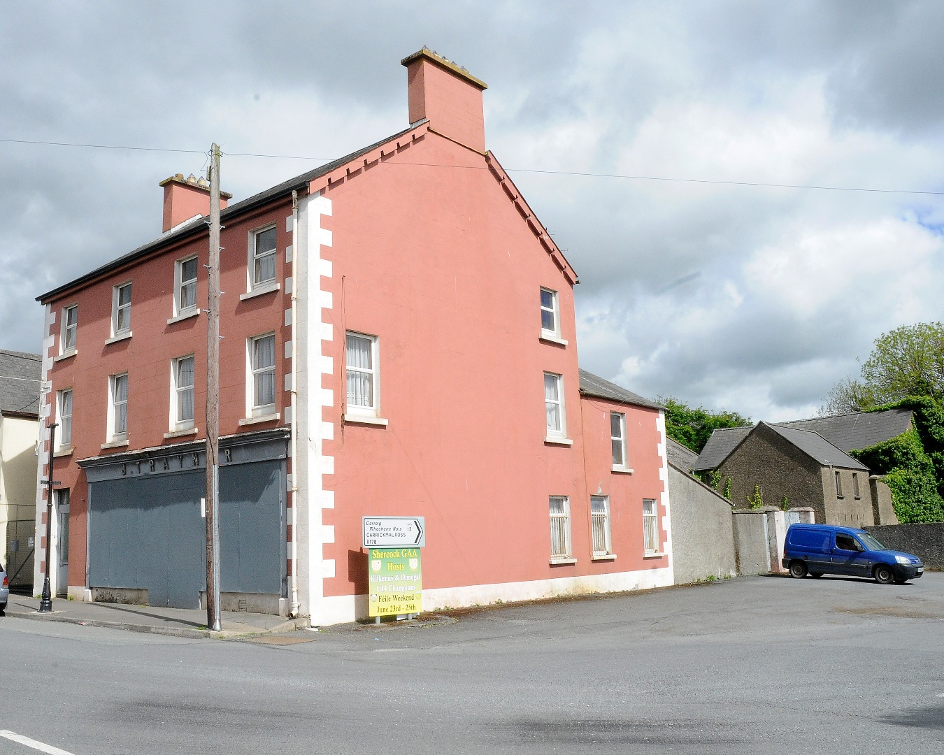 6 bed House for sale on Main Street, Shercock, Co. Cavan - Property Image 1