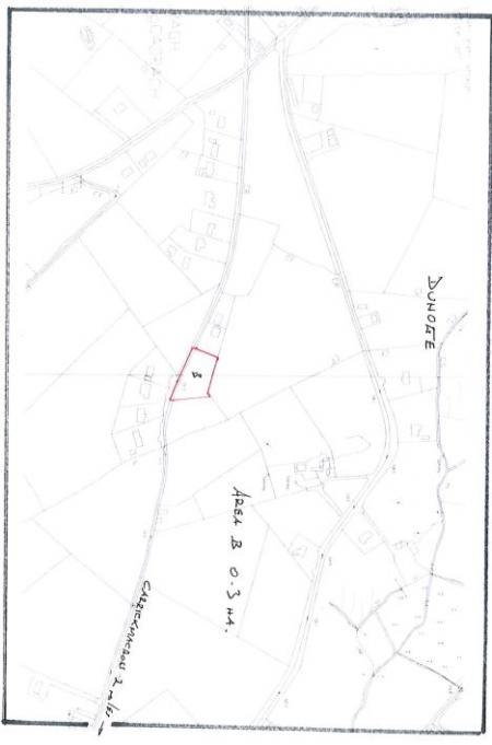 Plot for sale on Dunogue, Carrickmacross
